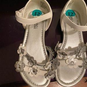 Girls MK sandals sz 12